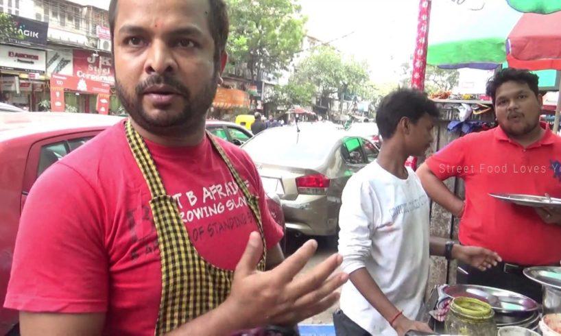 Milk Cream Toast (20 rs)| Butter Toast (7 rs) | Masala Dosa in Kolkata Street |Street Food Loves You