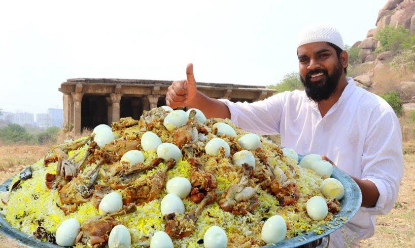 Mixed Biryani | Mixed Non Veg Biryani | Chicken and Mutton For kids | Nawabs Kitchen