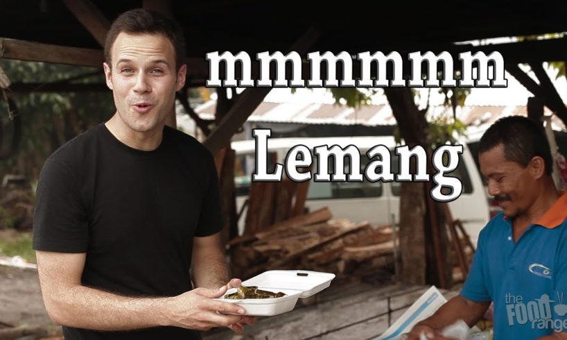Mouthwatering Meals in Malaysia | Lemang | The Food Ranger