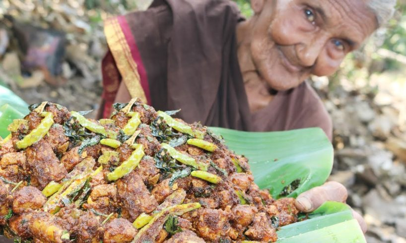 Mutton Chilli Fry Recipe By 106 Mastanamma  Country foods