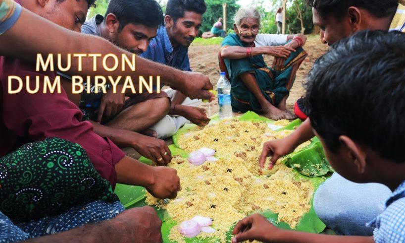 Mutton Dum Biryani By 106 Granny Mastanamma   Weekend Special  