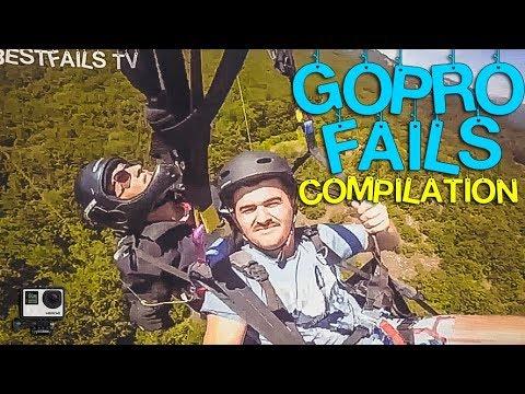 NEAR DEATH CAPTURED by GoPro  vol. 7 [BestFailsTV] COMPILATION 2018