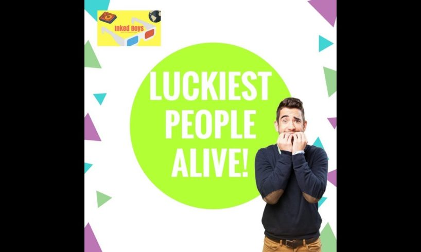 Near DEATH Experience Caught on Tape / LUCKIEST People in the World Compilation