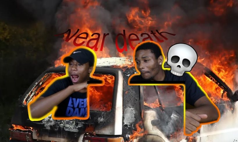 Near Death Compilation (Reaction Video)