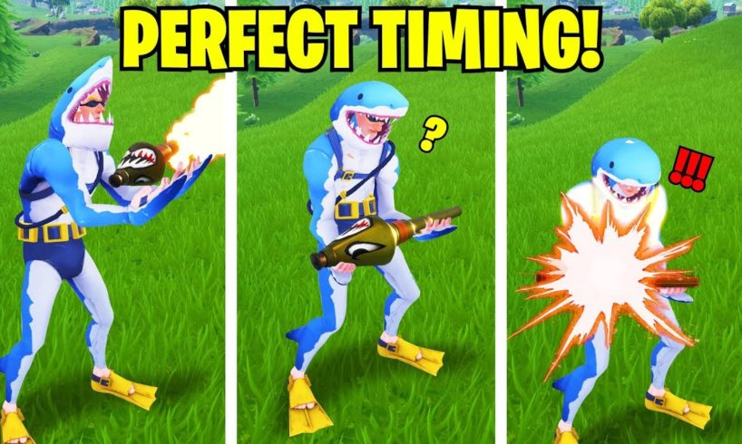 PERFECT TIMING DEATH! 😂 Fortnite Battle Royale Funny Fails & Savage Moments Compilation #99