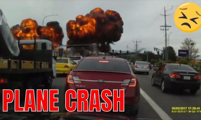 PILOT CRASH 😨PLANE CRASH 😱😱compilation - Near Death experience