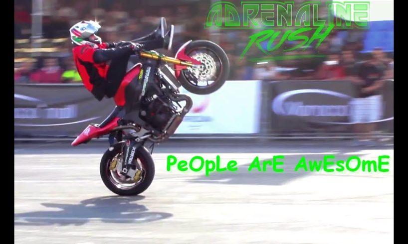 People Are Awesome [Bikers Version]