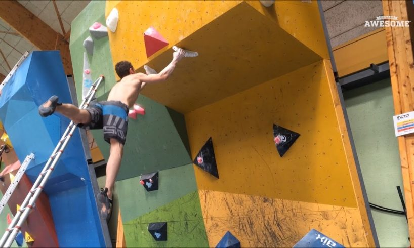 People are Awesome - Epic Rock Climbing Skills!