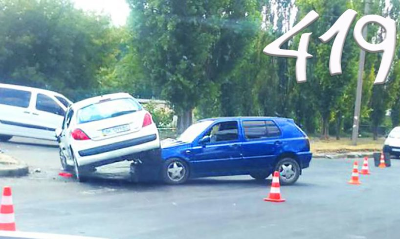 ROAD RAGE & CAR CRASH COMPILATION #419 (May 2016) (with English subtitles)