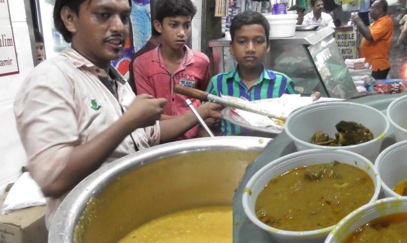 Ramzaan Special Mutton Haleem | Public Crazy to Buy | Kolkata Street Food