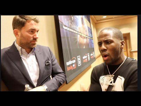 THE HATERS ARE REAL! -EDDIE HEARN & TEVIN FARMER RAW -TANK, DIAZ BEEF, HOOD-HOOD, GANGSTERS IN SUITS