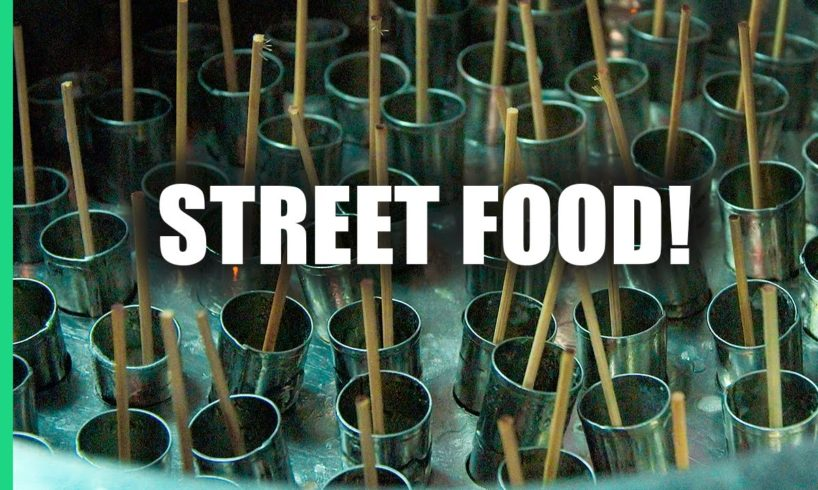 Tastiest Vietnamese STREET FOOD in Hoi An!