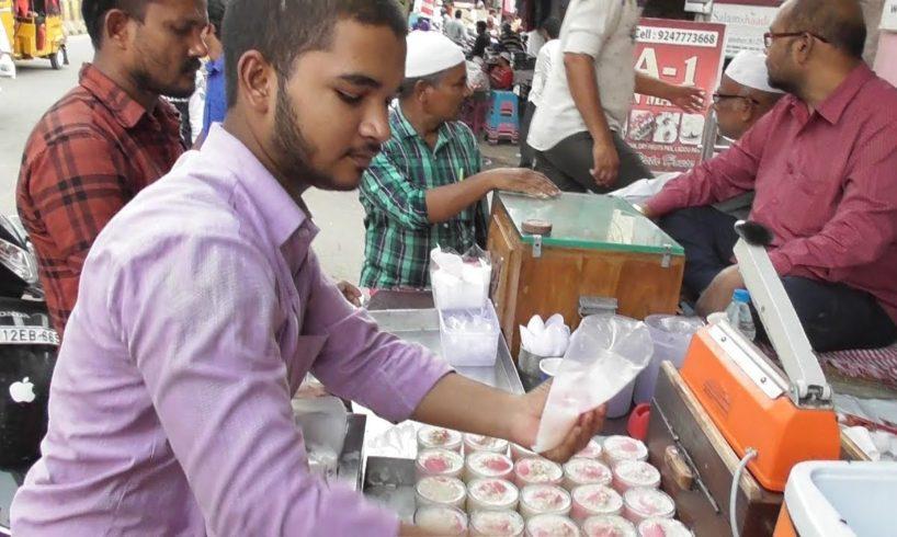 Tasty Lassi & Faluda for You   Hyderabad Street Food Loves You