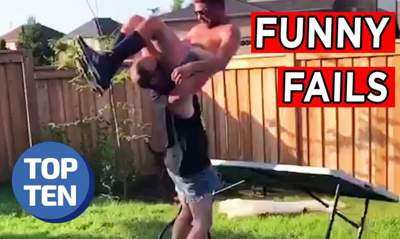 Top 10 Best Funny Fails of the Week