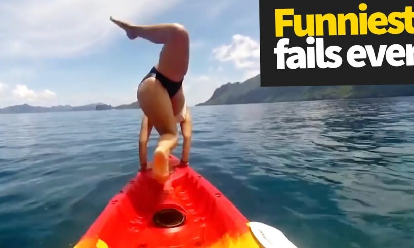 WHAT COULD GO WRONG! -The Ultimate Best Fails Compilation 2019