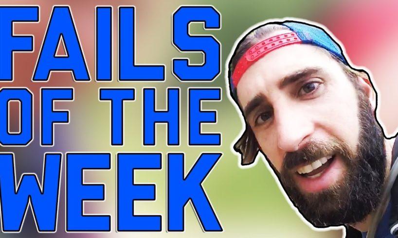Wait, Wait... Throw It!!: Fails of the Week (August 2017) || FailArmy