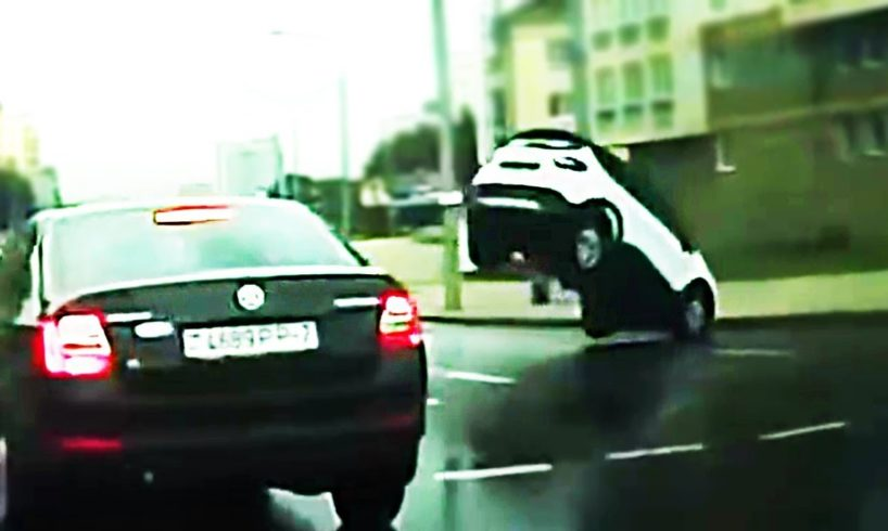 Woman and Car - Women Driving Fails 2018 #16