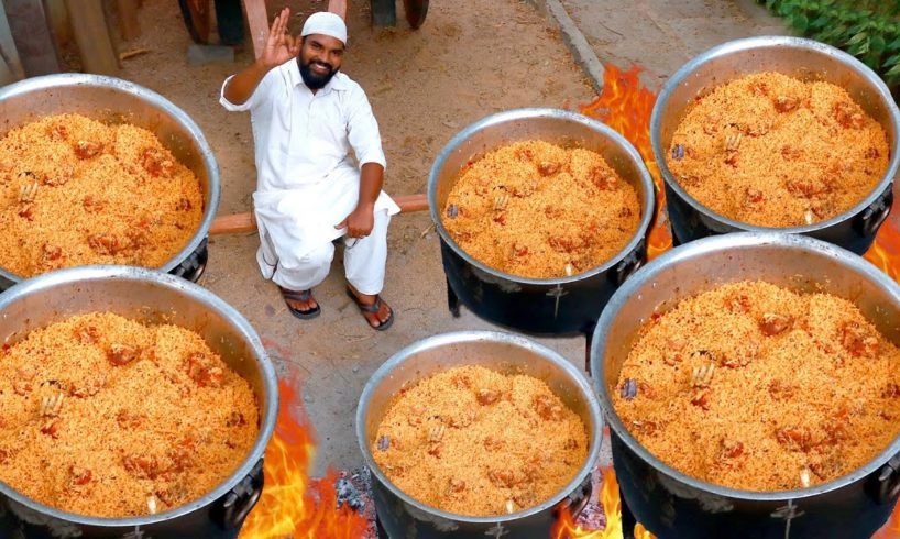 Bilal Biryani | Guntur Muslim Mutton Biryani | For God kids |Best Biryani by Nawab's kitchen