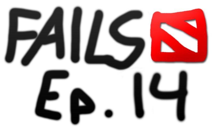 Dota 2 Fails of the Week - Ep. 14