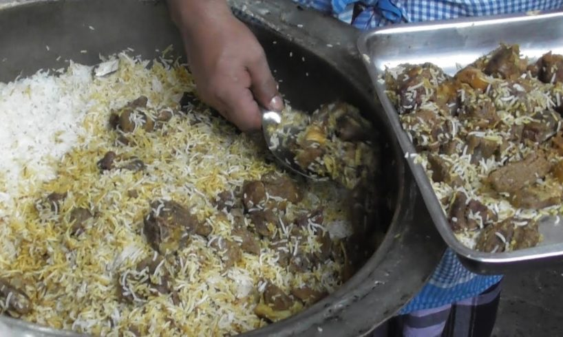Egg Roll @ 25 rs /Chicken Roll @ 40 rs & Mutton Biryani @ 100 rs in Kolkata Street