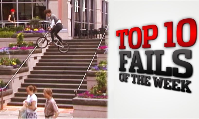 #JukinTop10 Fails of the Week | Friday, August 16th 2013