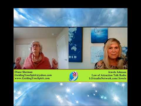 Let's talk about Near Death Experience with Dianne Sherman