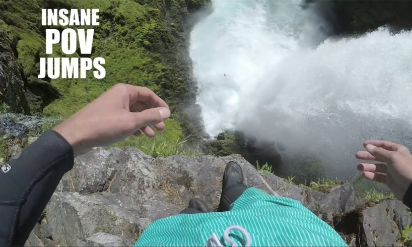MOST INSANE POV VIDEOS EVER!  Ultimate First Person GoPro Compilation!