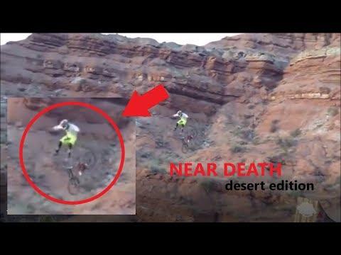 NEAR DEATH COMPILATION - DESERT EDITION