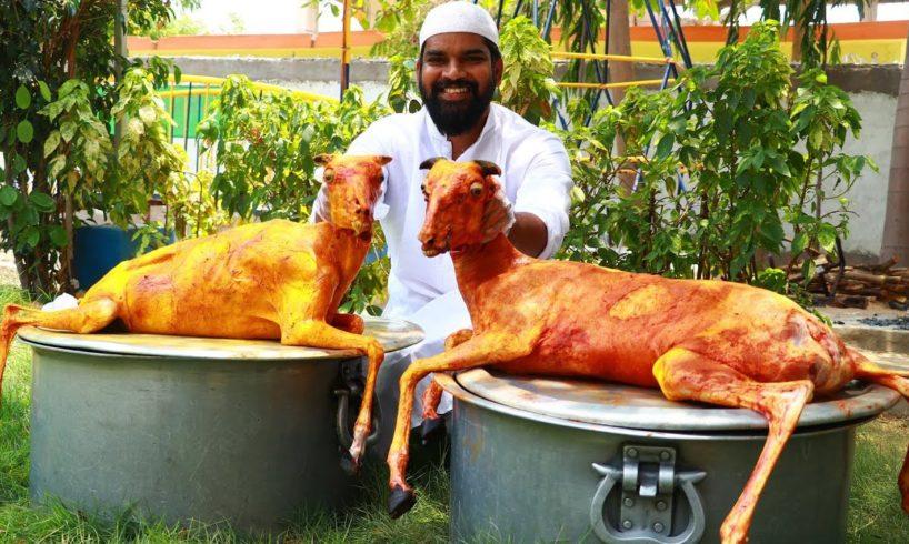 Nawabs Mutton Gravy Recipe | Double Goat Gravy For God Kids | Nawabs kitchen