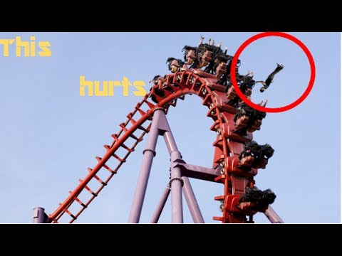 Top 10 Amusement Park Accidents [June 2017]