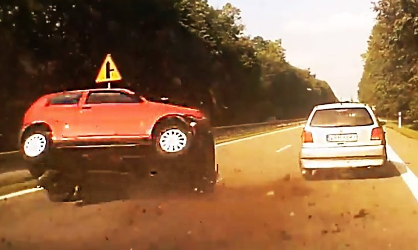 WTF Moments Caught On Camera - Best Shocking and Funny Driving WTF Moments Caught On Camera #622