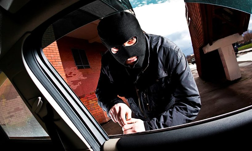 ► How to rob drivers ❖ Как грабят водителей