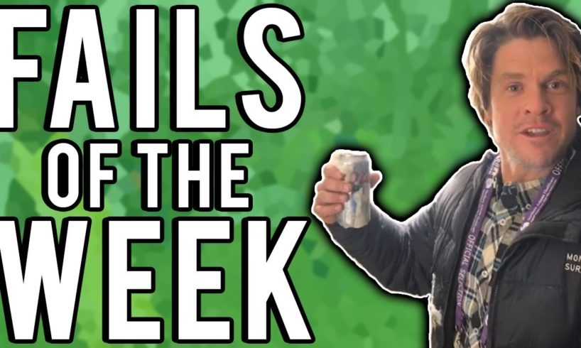 Best Fails of the Week #2 (March 2018)    FailUnited
