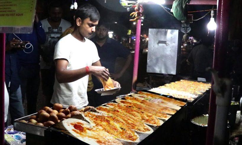 Best Mid night Street Food | Hyderabad Street Food |Country foods