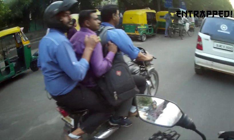 Biker Vs. Roads 7.