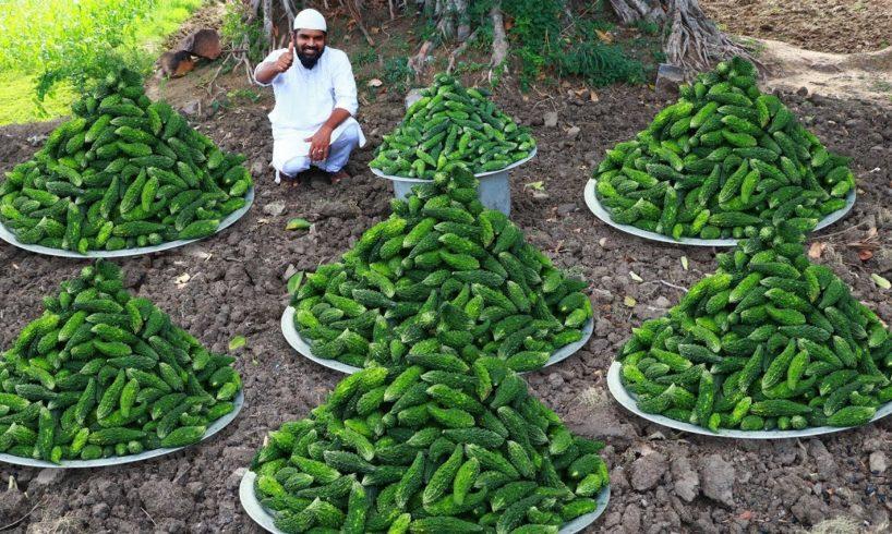 Bitter Gourd Masala Curry || Healthy Karela sabzi || Nawabs kitchen