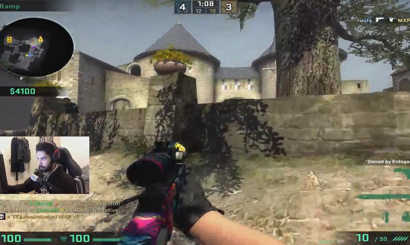 CSGO - People Are Awesome #4 Best oddshot, plays, highlights