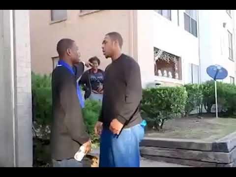 Crip Hood #Fight gang gang Brawl #girl