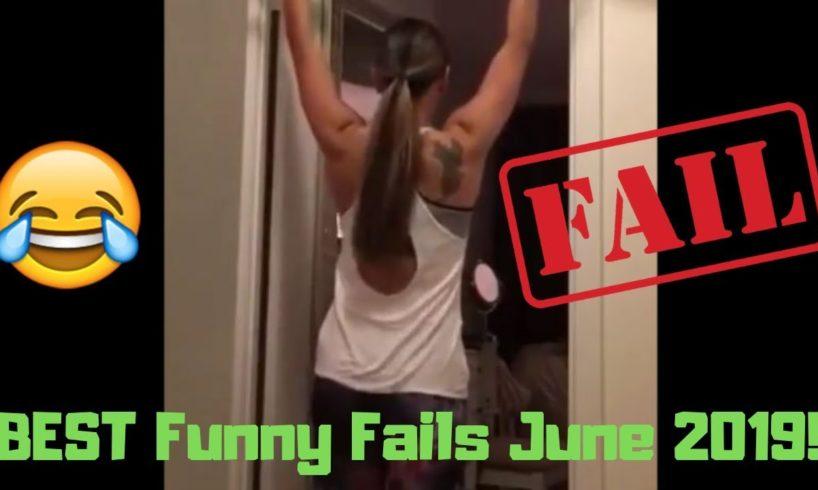 FUNNY Fail Compilation June 2019 | BEST Fails June 2019! 😂