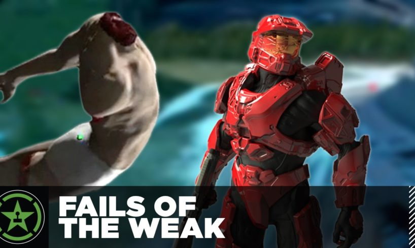 Fails of the Weak: Ep. 270 - Fallout 4 and Halo 5!