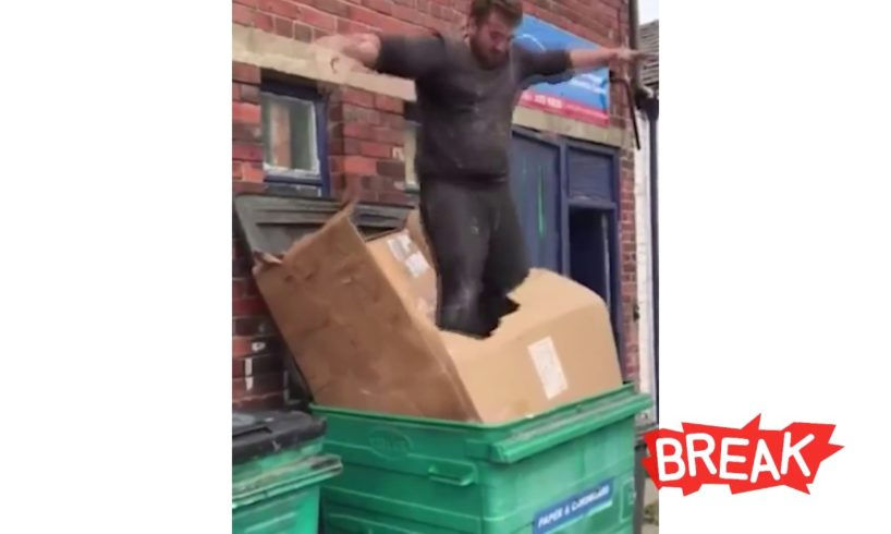 Funny Fails 2019: Funny Moment Compilation   Funny Videos 2019 by Break