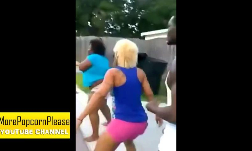 Hood Fight Street Videos 2015 Compilation - Ghetto Fights Clips, JULY