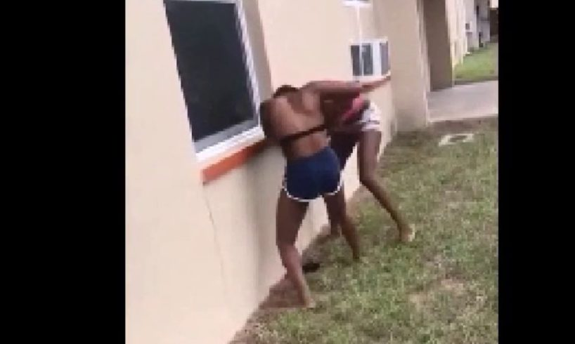 Hood Girls Gone Wild: Fight breaks out in the Shack (Ft  Myers Fights 2019)