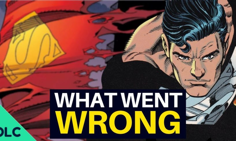 How The Death of Superman Killed Comic Books