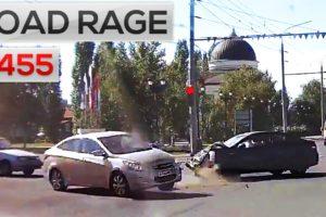 ROAD RAGE & CAR CRASH COMPILATION #455 (September 2016)