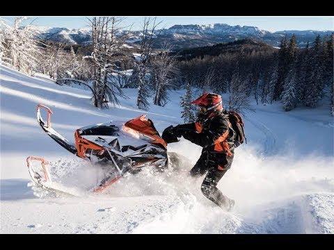 Snowmobile Fails Compilation - Part 02