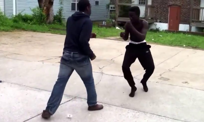 Street Fight KOs Compilation  Street Fight Knockouts Compilation