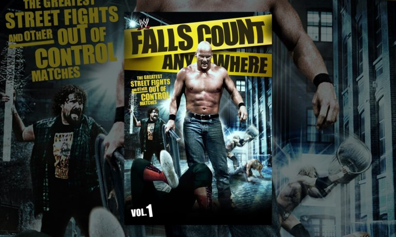 WWE: Falls Count Anywhere: The Greatest Street Fights and Other Out of Control: Volume 1