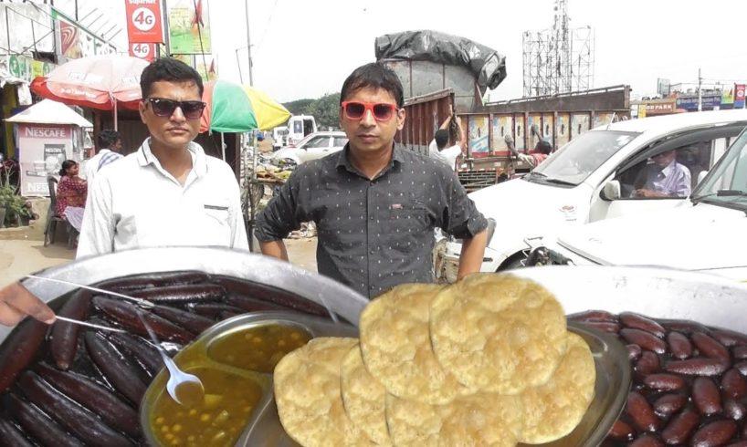 We Enjoyed a Lot with Langcha / Kachori / Mihidana - Saktigarh Burdwan West Bengal