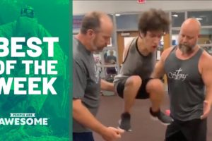 Box Jumps & Bottle Cap Challenges | Best of the Week